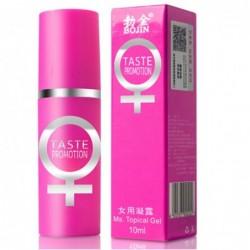 Women's orgasm enhancer gel - nursing essential oil - 10ml