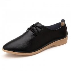 Soft moccasins - flat shoes...