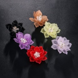 Elegant flower - crystal...