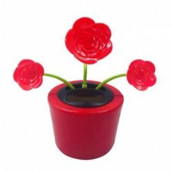 Tanzende Rosenblume - Sonnenspielzeug