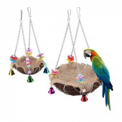 Hanging bird nest - with...