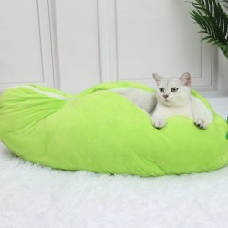 Peapod - pet cushion bed -...