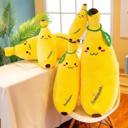 Cute cartoon banana plush -...