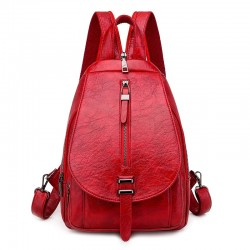 Trendy backpack - front...