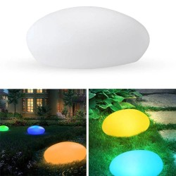 Luminous stone - solar...