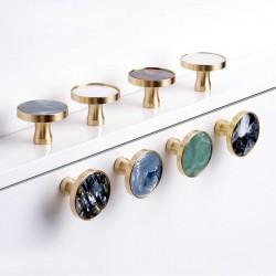 Brass door knobs / handles...
