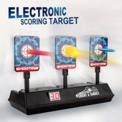 Electronic scoring target -...