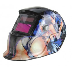 Auto Darkening Welding Helmet Nasty Girl