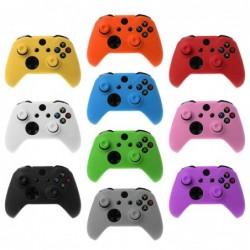Xbox One - funda de la cubierta del controlador / tapas de las barras de pulgar - empuñaduras - impermeable - silicona