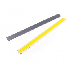 6W 76 Led 12V COB LED chip 17cm strip