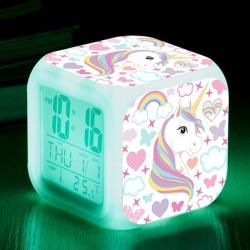 Unicorn alarm clock for...