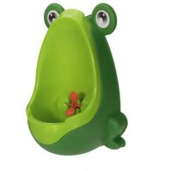 Jungen Töpfchentraining - Froschpfütze