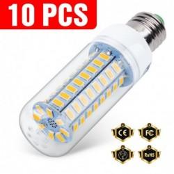 Bombilla LED - E14 - E27 - B22 - G9 - GU10 - 220V - 10 piezas
