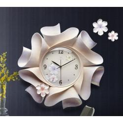 Dreidimensionale dekorative Wanduhr - 57 * 57 cm