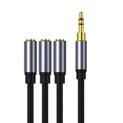 Audio splitter - 3 female...