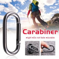 Carabiner clip - bottle hook - for camping - hiking - trekking - 5 pieces / 10 pieces / 20 pieces