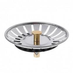 Drainage stopper - kitchen sink strainer - stainless steel