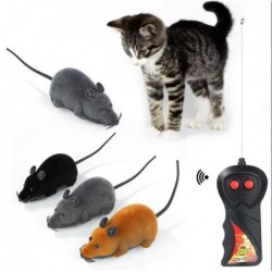 Electronic mouse toy for...