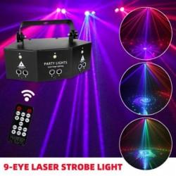 Disco - laser light -...