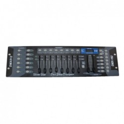 192 DMX-Controller - Konsolenbediener - zum Bewegen des Bühnenlichts
