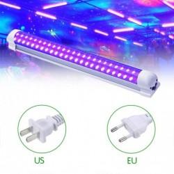 Disco t8 tube light - 60 led ultraviolet - stage lighting