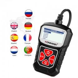 Autodiagnosescanner - OBD2 - KW310