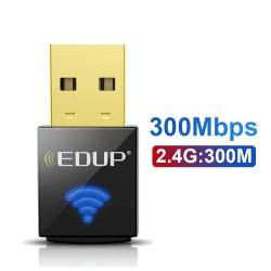 Mini-WIFI-Adapter - USB 3.0 - 300 MBit / s / 1300 MBit / s - 2,4 GHz / 5,8 GHz