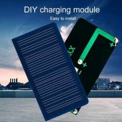 Portable mini solar panel - 68*38mm - outdoor board