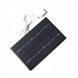 Solarpanel - Ladekarte - Schnellladung - 5W - 5V - USB