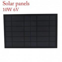 MIini portable solar panel charger - 6v 10w