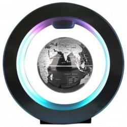 Magnetischer schwebender Globus - Weltkarte - Nachtlampe - LED