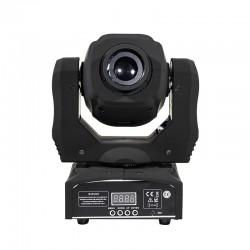 LED-Spot - Bühnenlicht - beweglicher Kopf - mit Mustern - mit DMX-Controller - 60W