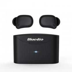 TWS wireless earphones - headset - Bluetooth 5.0 - waterproof - with charging box