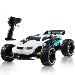 RC racing car - with remote control - USB