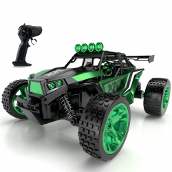 RC off-road truck - high speed - with remote control