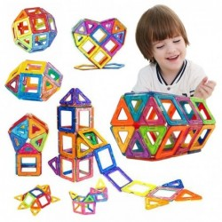 Mini magnetic designing building blocks  for children - make a beautiful gift - educational