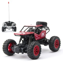 RC road truck - speed climbing - off-road - with remote control