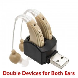 Rechargeable  hearing aid...