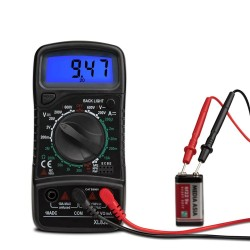 XL830L digital multimeter - with LCD display