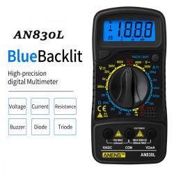 ANENG XL830L digital multimeter - automotive - electrical  - portable - pocketsize