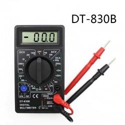 Digital multimeter - AC/DC - 750/1000V portable - pocket size