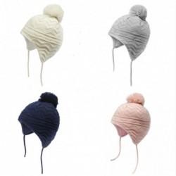 Knitted beanie hat - unisex...