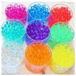 Kristallboden Hydrogel - Perlen wachsen im Wasser - Orbiz - 100 Stück