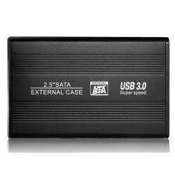 USB 3 - externes Gehäuse für 2.5-Zoll-SATA-Festplatte
