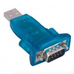 Adaptateur de port série USB vers RS232 - connecteur