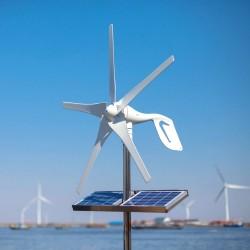 Small home wind turbine generator  - street lamps - boat 600W - plus 10 years warranty - 2021 design