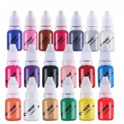 Nail polish ink - 19 colors / 30 colors - nail art - water based ink