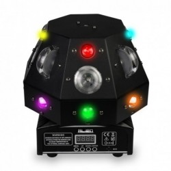 4 in 1 moving head lights - DMX - RGBWY - LED