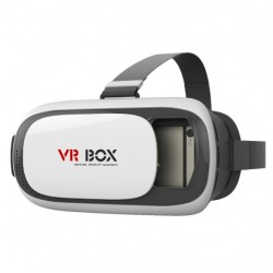 VR Virtual Reality Glasses Smartphone Incl. Bluetooth Remote
