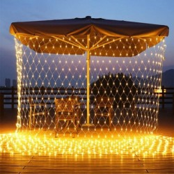 LED net string light - waterproof - Christmas / decoration / outdoor